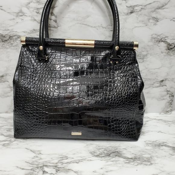 kate spade Handbags - Kate Spade Croc Embossed Knightsbridge Constance